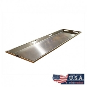 Stainless Steel Mortuary Body Trays