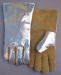 Aluminized Safety Gloves
